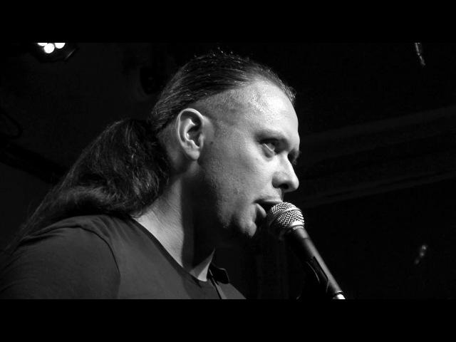 Михаил Елизаров в рюмочной ЗЮЗИНО 26/11/2016