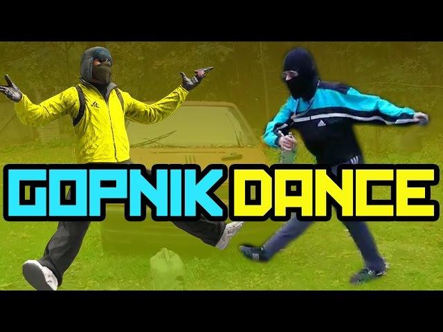 NATIVE GOPNIK DANCE Cheeki breeki style