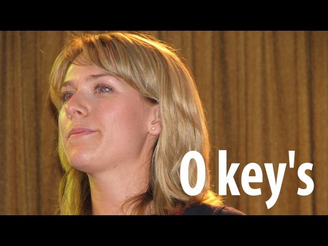Выступление O key's в клубе jazzter (2009.07.08/20:00-21:30)