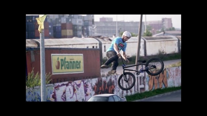 ANDREEV KOSTYA - WELCOME TO HELL RIDE BMX