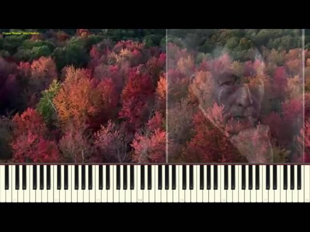 Прелюдия до-диез минор_С. Рахманинов (Prelude in c-sharp_ Rachmaninoff)(Пример игры на пианино)