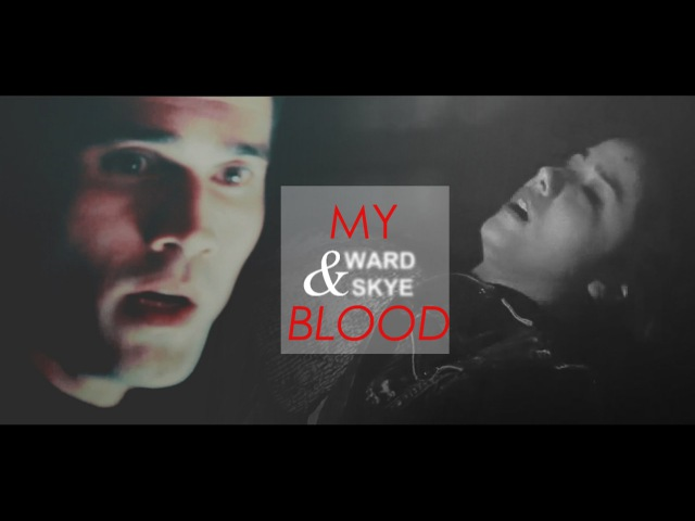 ● skyeward - my blood.