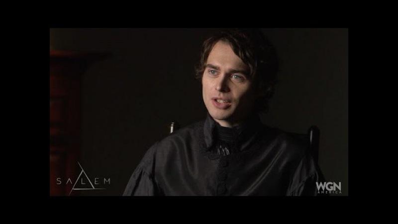 Salem Set Secrets: Sebastian Von Marburg