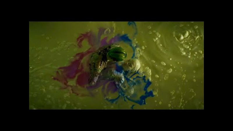 Suicide Squad [HD] Harley Quinn And The Joker Chemical Bath Scene