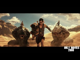 Gods of Egypt is probably going to be quickly forgotten, so let's all just enjoy the Giant Snake Scene. This movie is bananas.