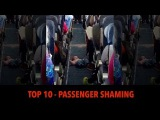 TOP 10 PASSENGER SHAMING 0.o #JUSTFUNSHOW