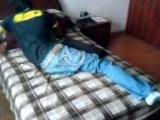 One Legged Emo sleepover