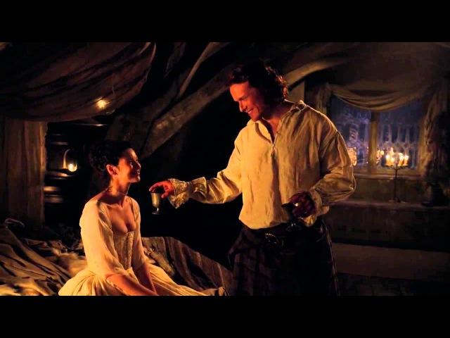 Outlander -1x07- Extended Scene 'Family'