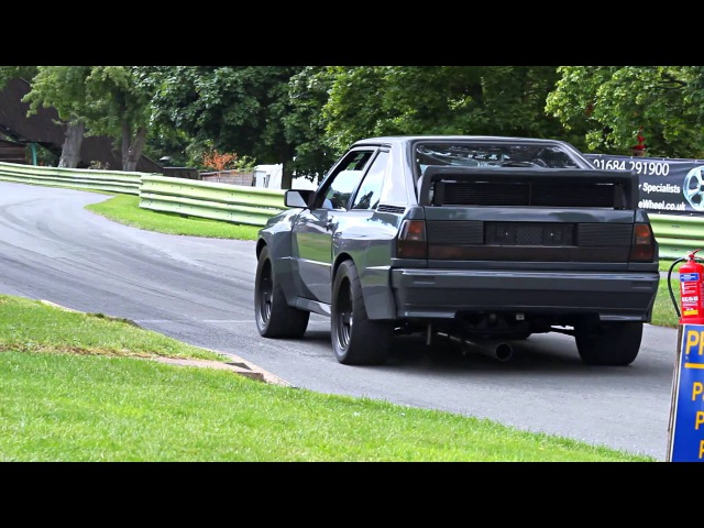 Badass Audi Quattro 1000hp Hillclimb RRG13