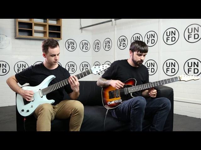 Northlane Citizen Guitar Playthrough