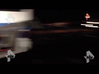 ДТП НА ТРАССЕ Махачкала - Астрахань в Дагестане,где погибли 9 человек