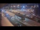 Авария в Кемерове на перекрестке Шахтеров и Терешковой ДТП 13 12 2016 13 декабря