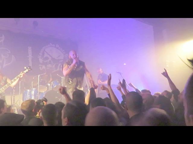 Live PESTE NOIRE Le dernier putsch Le mort joyeux ( France, Limoges, 2016 )