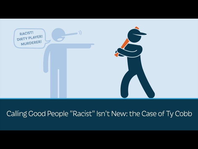 Calling Good People Racist Isn't New: the Case of Ty Cobb » Freewka.com - Смотреть онлайн в хорощем качестве