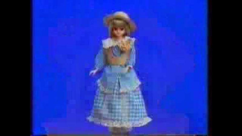 Jenny takara Commercial By SamSoon@Doll