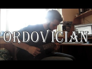 Shades of Black – Ordovician (cover, tabs)