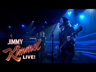 The Last Bandoleros - I Don't Want to Know (Jimmy Kimmel Live)