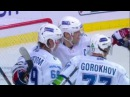 Ovechkin's first KHL Hat Trick / Первый хет-трик Овечкина в КХЛ
