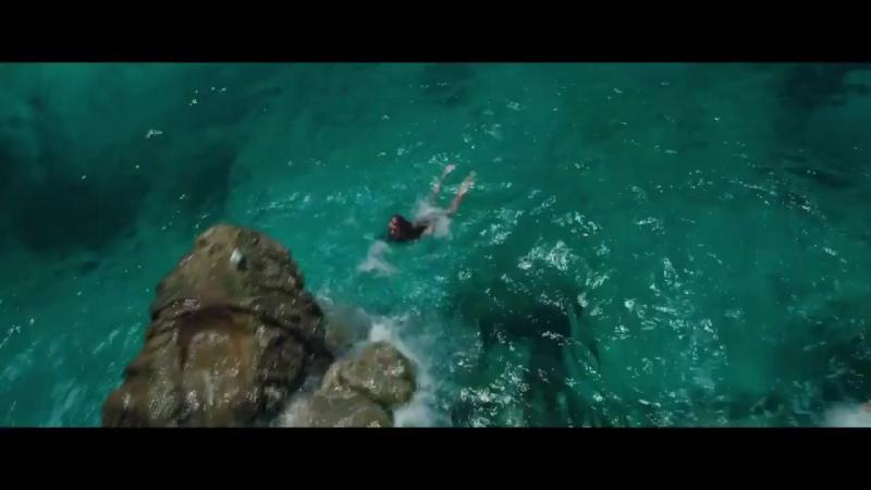 Отмель (The Shallows) (2016) трейлер № 2 русский язык HD _ Мелководье _ [720p]