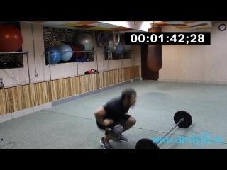 Быстро похудеть и повысиить выносливость, с помощью табата тренировки