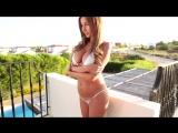 Libby Smith - Silver Bikini 1 [tits, boobs, ass, erotic, photosession, сиськи, грудь, задница, порно, эротика]