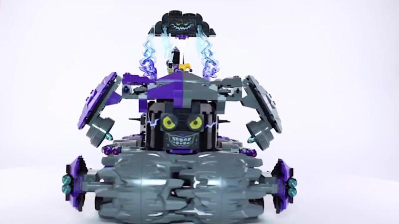 LEGO®NEXO KNIGHTS ● 70352 Штаб Джестро
