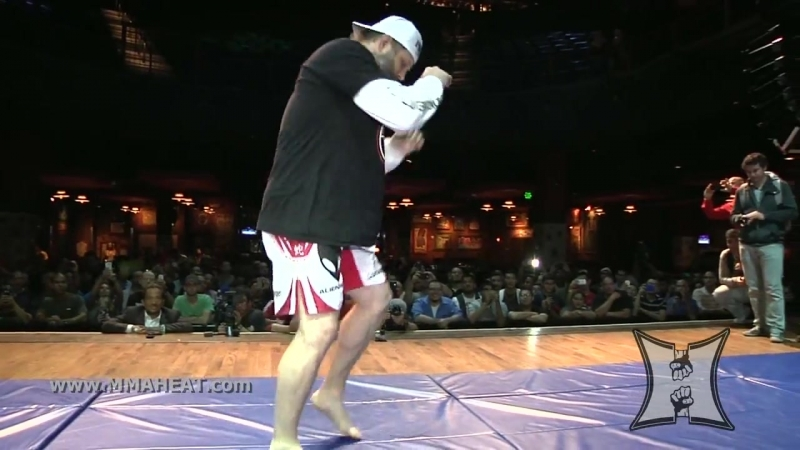 UFC 166 Workouts Roy Big Country Nelson (complete unedited)