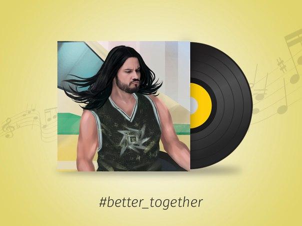 #музика_надихає #better_together Сьогодні ритм задає менеджер управлі