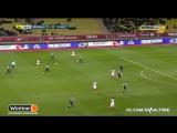 Монако - Метц 5:0. Обзор матча. Франция. Лига 1 201617. 25 тур.