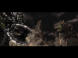 Warhammer- Mark of Chaos - Battle March (Orcs Campaign Cutscene 7)