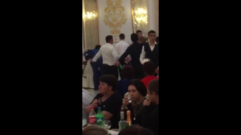 крымско-татарская свадьба...лезгинка...
