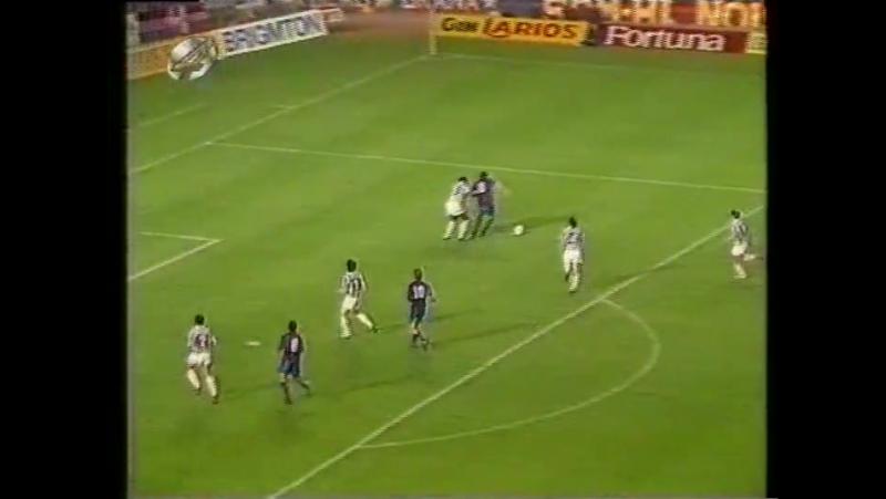Кубок кубков 1990-91 / полуфинал / Барселона - Ювентус