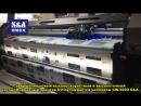 Совершенно новый высокоскоростный и высокоточный крупноформатный принтер UV охлаждается чиллером CW-5000 SA.