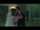 Перший весільний танець Василя та Вікторії