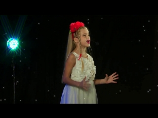 Тихонова Вероника с песней Мамин оберіг