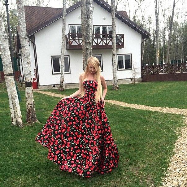 Дарья пынзарь платьев