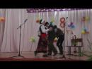 шуточный танец Старики