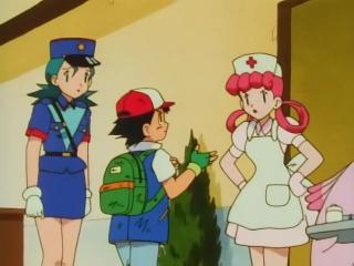 002 Pokemon Emergency - Скорая помощь для покемонов. (1 сезон 2 серия) #Pokemon #Покемон