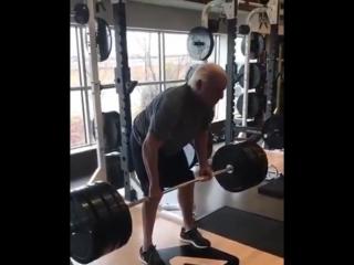 в 67 лет становая тяга 182 кг