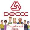 Нашивки PVC от DEOX