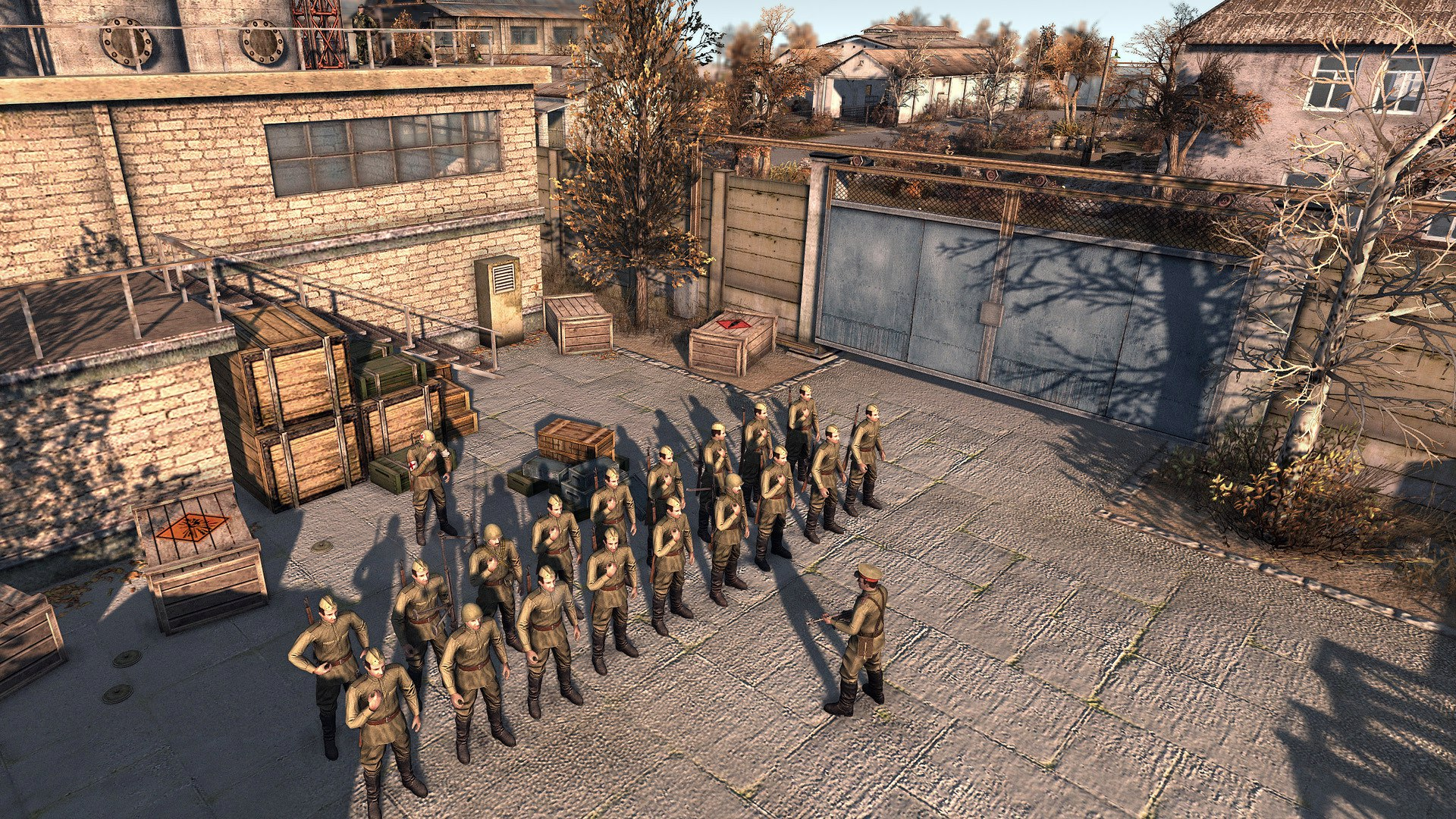 Assault Squad 2: Men of War Origins (2016) PC - Скриншот 3