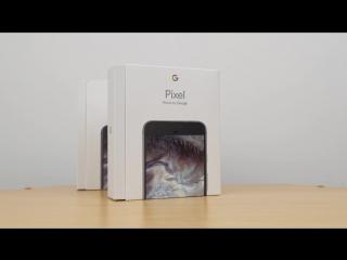 Google Pixel vs iPhone 7 Plus - Speed Test