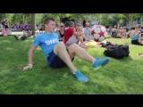 Insane Football skills - World Freestyle champion Andrew Henderson