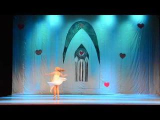 Solo Contemporary   TeRRa Dance   Алиса в стране чудес