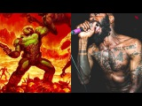 No BFG Love - Doom 4/Death Grips Mashup