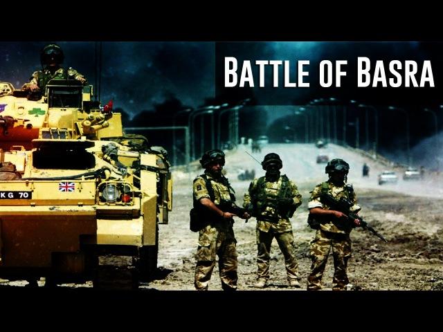 Battle of Basra 2003 Iraq War