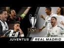 Real Madrid C.F. vs Juventus UEFA Champions League Final 2017 Cardiff 03 / 06 / 2017 Promo