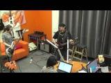Группа Черный Кофе в программе Живые на Своём Радио (02.02.2016)