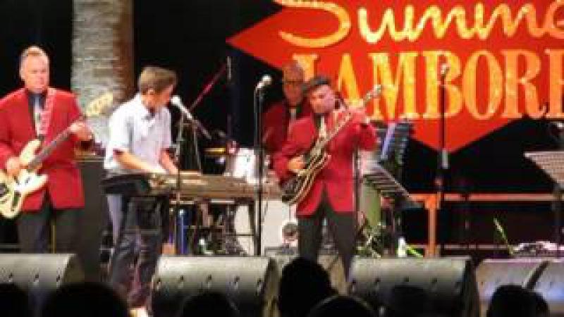 Summer Jamboree 2016 Senigallia -Rockin' Raffi and The Good Fellas