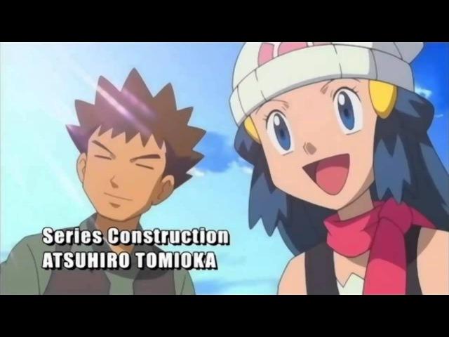 Pokémon - Opening 12 Galactic Battles English - Battle Cry - (Stand Up!)